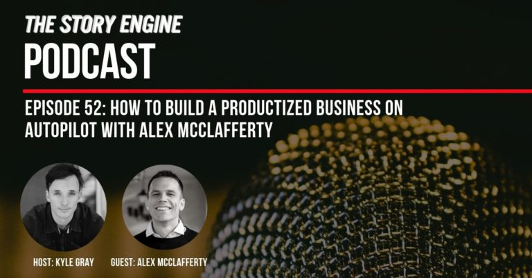 How To Build A Productized Business On Autopilot with Alex McClafferty