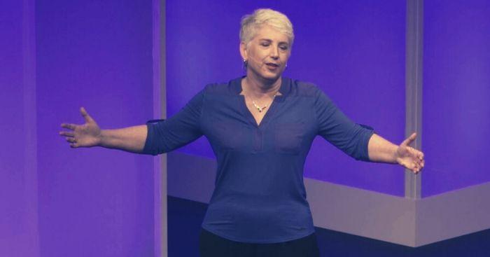 Joan Rosenberg Ted Talk Confidence