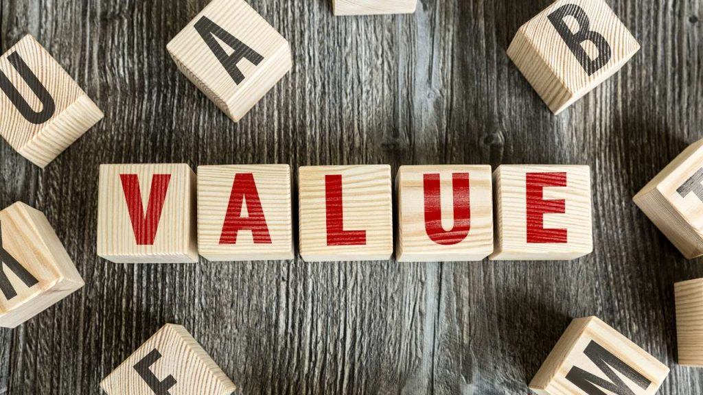communicating value with a proprietary process statement